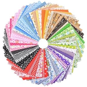 30 PC's cotton fabric, patchwork, quilting fabric